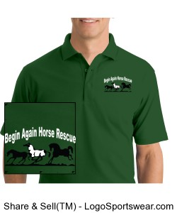 Men's professional polo Design Zoom