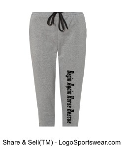 BAHR jogger pants Design Zoom